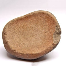 Small Neolithic mortar - 152 x 119 mm