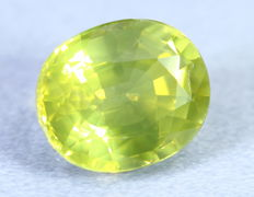 Yellow Chrysoberyl - 1.65 cts - No Reserve Price