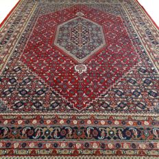 "Indo Bidjar – 402 x 302 cm – ""Oversized carpet in very fine condition"""