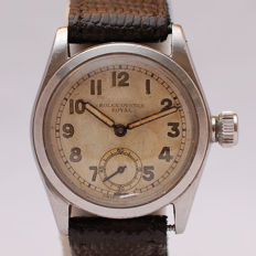 Rolex Oyster Royal WWII British Military Vintage Watch - Gent's Watch - 1940's