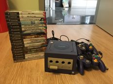 Gamecube inc 18 games and original