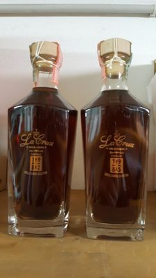 Rum La Cruz Vintage Single Barrel 1982 & 1985