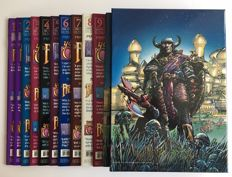 Barry Winsor Smith - Storyteller - Complete set with rare variant + slipcase - 1st edition - (1996 / 1997)
