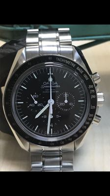 Omega Speedmaster Moonwatch Coaxial Chronograph 44mm - Men's Wristwatch