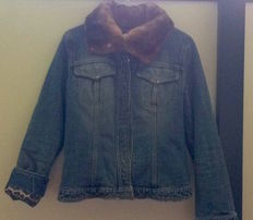 Dolce & Gabbana - Padded jeans jacket - Made in Italy.