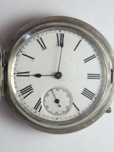 Anonymous watchmaker – Men's pocket watch – early 20th century