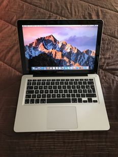 Apple Macbook Pro 13.3 - Intel Core i5 2,4GHz - Ram DDR3 8GB 1333Mhz - SSD 256GB Samsung 840 Pro