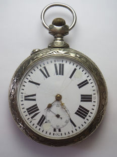 Anonymous watchmaker – Men's pocket watch – early 1900s