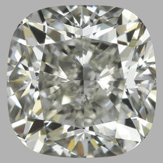 0.70ct Square Cushion Modified Brilliant  I SI1 IGI - SEALED-original image #1885