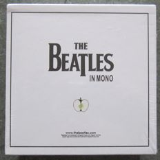 "The Beatles   ""The Beatles In Mono""   Box Set"