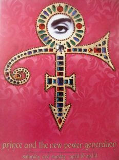 Prince and The New Power Generation Love Symbol San Francisco 1993