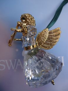 Swarovski - Limited Christmas Angels 1996 and 1999