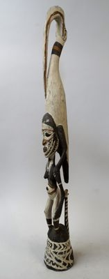 Grade sculpture - SEPIK - Papua New-Guinea