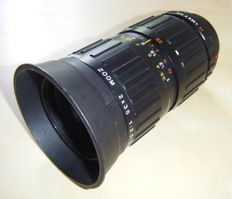 ANGENIEUX 2 x 35 = 35 - 70 f: 2.5 - 3.3 zoom objective