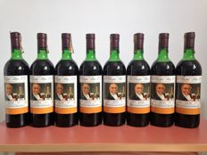 1985 La Rioja High Club of Cosecheros Reserva - 8 bottles