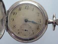 Anonymous watchmaker – Men's pocket watch – turn of the 20th Century