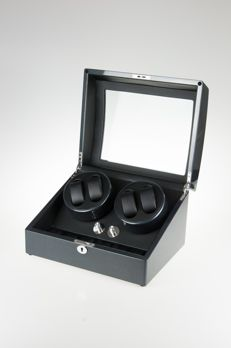 Premium watch winder for 4 automatic watches and quartz watches – Unisex – 2011 - present