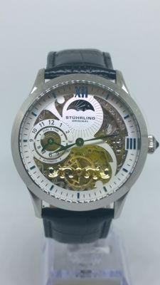"""Stuhrling Original """"Special reserve"""" 571.3 - men's automatic wristwatch from legacy collection"""