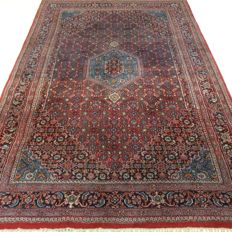 Indo Bidjar - 273 cm x 175 cm -  Oriental rug - clean and in gorgeous, virtually unused condition.