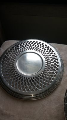 CHRISTOFLE warmer dish