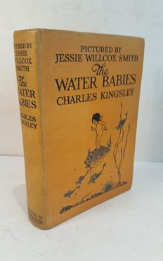 Charles Kingsley & Jessie Willcox Smith (illustrator) - The Water Babies - ca. 1925