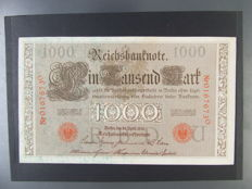 Germany - German Reich - 33 assorted mint banknotes 1914-1945