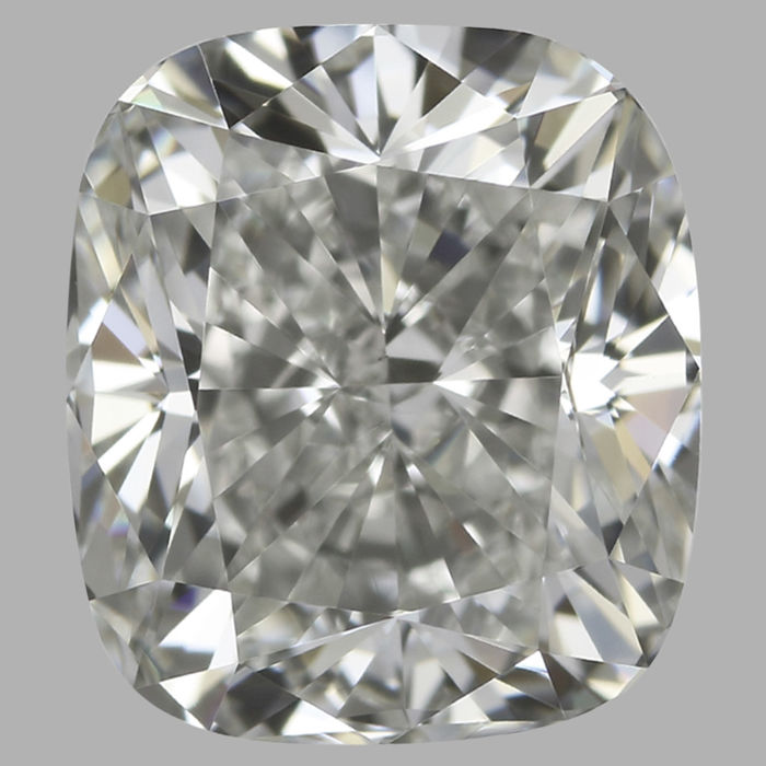 0.90ct Cushion Modified   Brilliant Diamond I VVS2  IGI  -Original Image-10X - Serial#1886