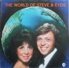 The  World of Steve Lawrence & Eydie Gorme and similar artists 25 Very Rare Records of Dinah Washington - Brook Benton -Sarah Vaughan- Billy Eckstine and many others.