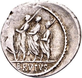 roman republic and noble brutus Lucius junius brutus, (flourished 6th century bc), a legendary figure, who is held to have ousted the despotic etruscan king lucius tarquinius superbus from rome in 509 and then to have founded the roman republic.