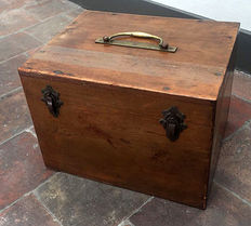 Antique French first aid kit - 2nd half of the 19th century - France