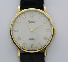 Rolex Cellini Jubile Dial - Manual Ref. 5112 - Men's watch - 1995