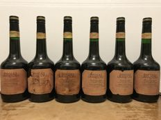 "1986 Banyuls dry Terres des Templiers Grand Cru ""Ancestral"" - Total 6 bottles"