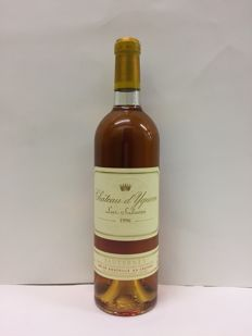 1996 Chateau d'Yquem, Sauternes 1er Cru Superieur - 1 bottle (75cl)