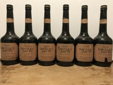 "1976 Banyuls dry - Terres des Templiers Grand Cru ""Ancestral""  - Total 6 bottles"