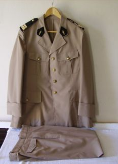 Colonel uniform / complete / France /