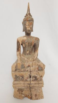 Seated Buddha – Thailand – Second half of the 20th century.