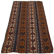 ( Size 85x45 CM )Antique, Authentic, Original KILIM circa 1880-1900 – (Galleriafarah1970)