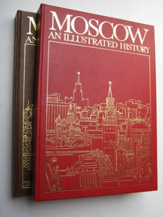 V.S. Moldavan and others - Moscow an illustrated history - 1981