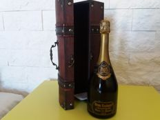 1973 Dom Ruinart Blanc de Blancs Millesime Brut, Champagne - 1 bottle (75cl) with wood box