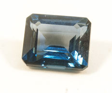 Topaz London - 5.93  ct - No Reserve Price
