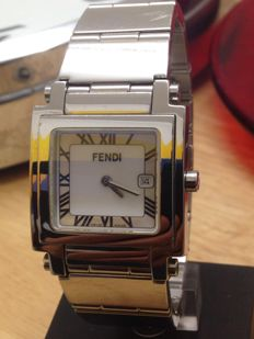 Fendi - Men's luxury dress watch - Quartz - Stainless steel
