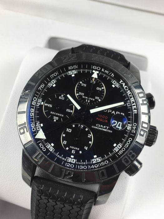 c160a97401cba Chopard Mille Miglia GMT Speed Black Chronograph Automatic, ref.: 16/8992 –