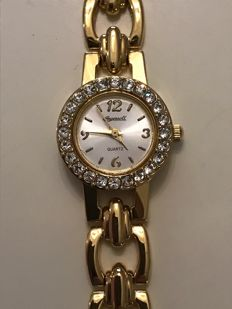 Ingersoll – New line – Gold plated – Exclusive women's watch