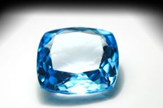 Swiss Blue Topaz – 20.37 ct