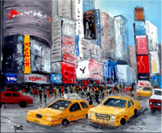 Jan Marti - Traffic sur New york