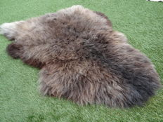 Large, thick and supple Sheepskin - Ovis aries - 110 x 85cm