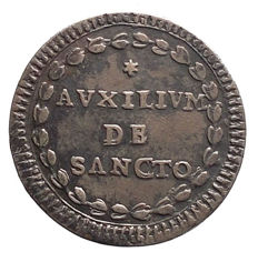 Papal States – Grosso, Year XII of Pius VI – Silver