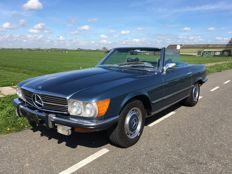 Mercedes Benz - 450 SL - R107 - 1972