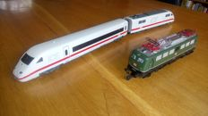Roco H0 - 51281/63087 - Electric locomotive Series BR 140 and ICE  of the DB