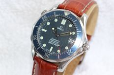 Omega Seamaster Professional automatic chronometer diver watch medium - unisex watch - 1990's